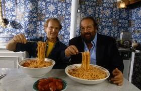 """YOUTUBE Bud Spencer: """"Non sono italiano, sono napoletano"""""""