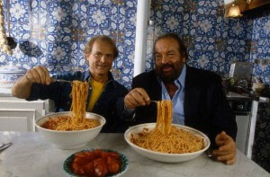 """Bud Spencer: """"Non sono italiano, sono napoletano"""""""