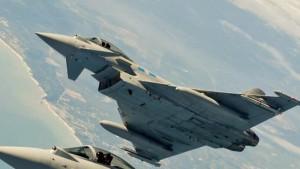 Boeing Arabian non risponde, caccia Eurofighter in cielo