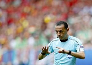 "Cuneyt Cakir ""contro"" Antonio Conte: l'ultima volta con la Juve..."