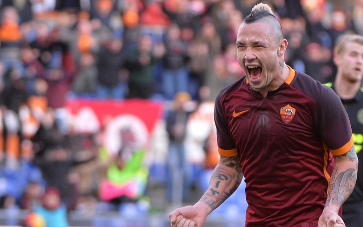 Calciomercato Roma, Radja Nainggolan su Antonio Conte