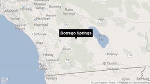 VIDEO YOUTUBE Terremoto in California: scossa a Borrego Springs