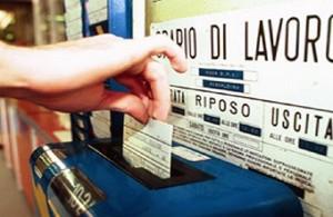 Furbetti del cartellino: sospesi in 48 ore, a metà stipendio
