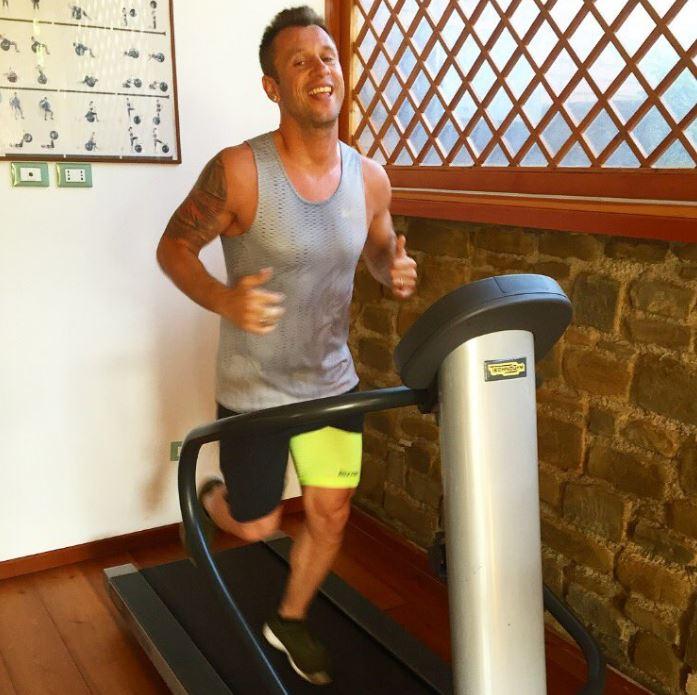 Antonio Cassano, Carolina Marcialis lo mette a dieta: persi 3 kg