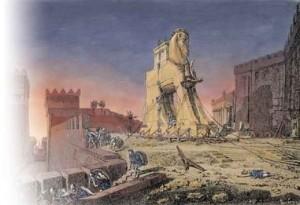 Cavallo di Troia era...una nave a forma di cavallo