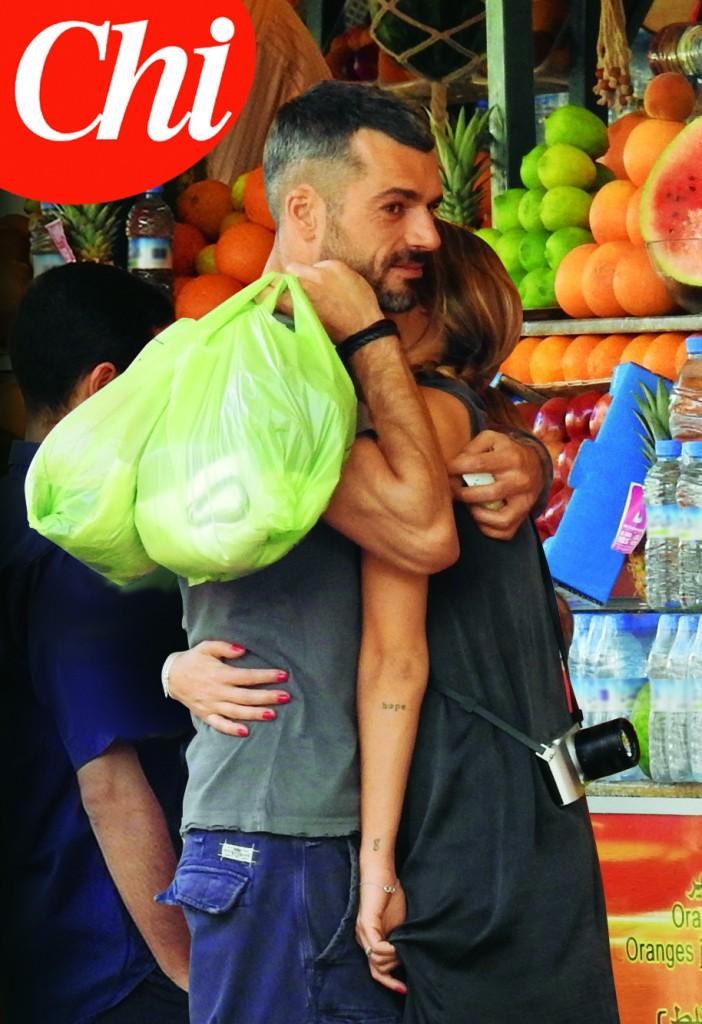 Luca Argentero e Cristina Marino, baci a Marrakech FOTO 2