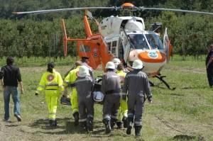 Val Gardena, incidente mortale a Laion: morto ciclista