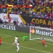 Colombia-Cile 0-2: highlights semifinale Copa America 2016 VIDEO