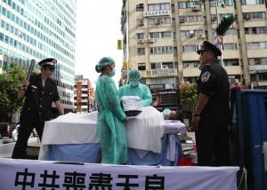 Cina accusata: usano detenuti come banca organi