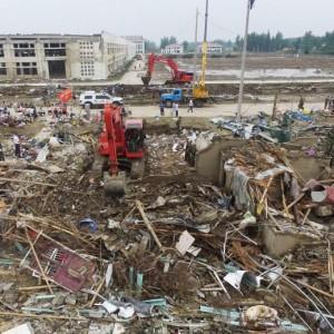 YOUTUBE Tornado in Cina: quasi cento morti, 800 feriti FOTO