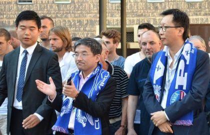 """Pavia calcio, sogno infranto. Xiadong Zhu: """"Gli Italiani sfruttano i cinesi"""""""