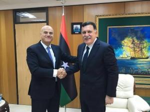 """Claudio Descalzi: """"Eni in Libia per sviluppo e stabilità"""""""