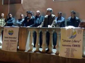 Falconara Albanese (Cosenza): papà sindaco, figlia all'opposizione