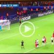Cristiano Ronaldo VIDEO rigore fallito Portogallo-Austria