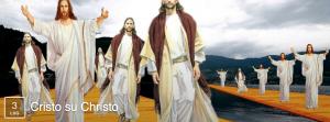 Guarda la versione ingrandita di Sulla passerella di Christo vestiti da Cristo: evento Facebook