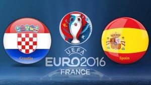 Croazia-Spagna streaming e diretta tv, dove vederla