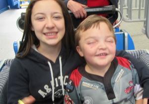 Sindrome di Crouzon, George, 8 anni, può tornare a respirare