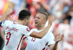 Euro 2016, calendario ottavi: Svizzera-Polonia primo accoppiamento