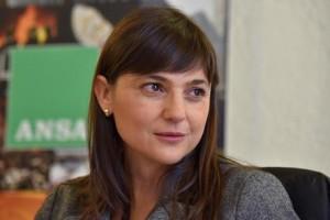 Debora Serracchiani (foto Ansa)