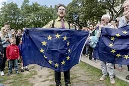 Manifestazione pro-Ue a Londra