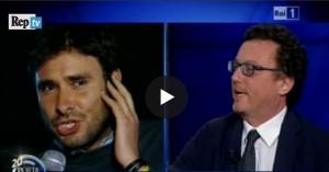 """Di Battista a Orfeo: """"Pagato dai cittadini non da Renzi"""""""