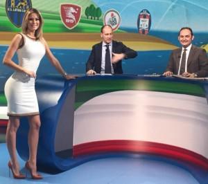 Sondaggio: Diletta Leotta batte Ilaria D'Amico. Piace di più