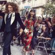 Dolce&Gabbana, campagna nei vicoli di Napoli FOTO2