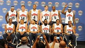 Il Dream Team Usa