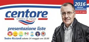 Comunali Capua 2016, risultati: Eduardo Centore sindaco