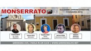 Ballottaggio Monserrato 2016, Tomaso Antonio Locci sindaco