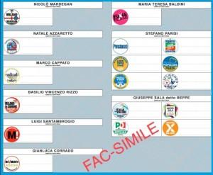 Guarda la versione ingrandita di Comunali Milano 2016, diretta voto elezioni amministrative
