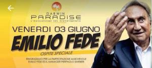"""Emilio Fede, Dagospia: """"La nuova vita da tronista"""""""