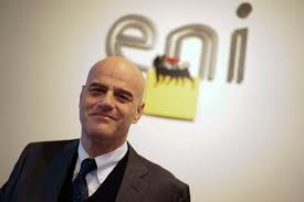 """Eni, Claudio Descalzi: """"In Libia vogliamo competere"""""""