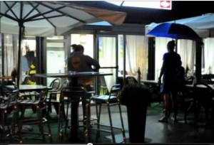 Esplosione durante partita Italia: pavimento si solleva VIDEO