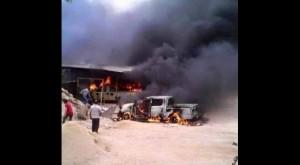 Libia, esplosione in deposito armi vicino Tripoli: oltre 30 morti