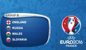 Euro 2016 girone B: risultati, classifica, calendario