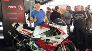 Guarda la versione ingrandita di Fabrizio Pirovano, morto ex campione Superbike