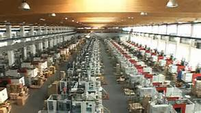 Una fabbrica tedesca in Gb