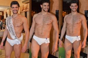 Mister Mondo 2016: Federico Carta rappresenta l'Italia2