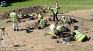 """Lancaster, scoperta fortezza romana """"anti migranti"""""""