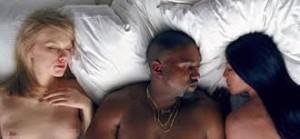 "Kanye West, ""Famous"" VIDEO scandalo: Trump e Taylor Swift nel lettone"