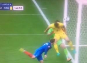 VIDEO Euro 2016: Francia-Romania, palo di Griezmann