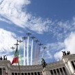 VIDEO YOUTUBE Frecce Tricolori, acrobazie a parata 2 giugno 5