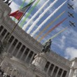 VIDEO YOUTUBE Frecce Tricolori, acrobazie a parata 2 giugno 3