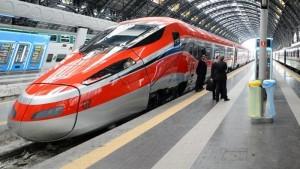 Guarda la versione ingrandita di Treni Alta Velocità, novità: Frecciarossa Milano-Lecce e...