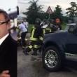 Treviso: incidente per Mario Moretti Polegato, manager Geox