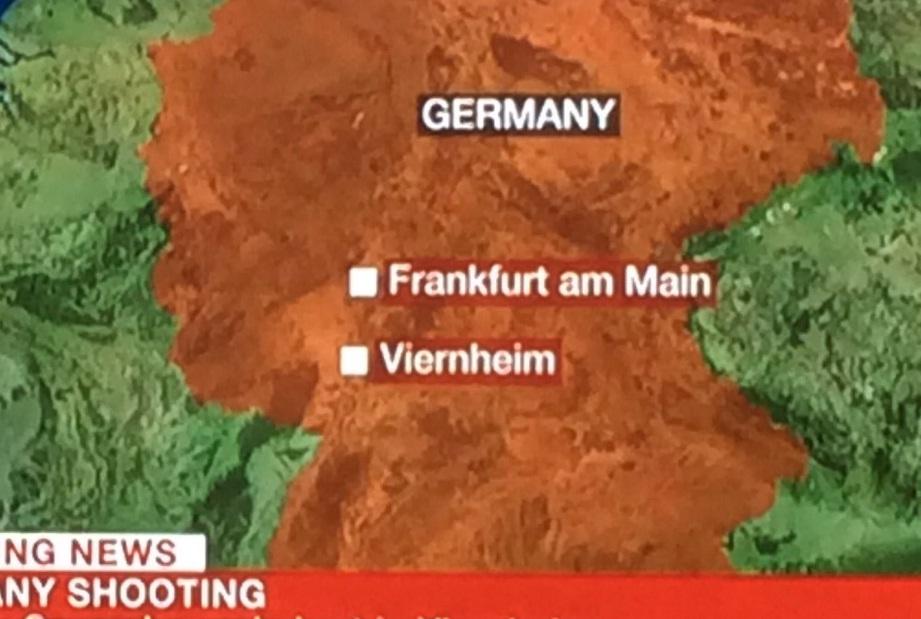 Germania: uomo spara in un cinema e fa decine feriti. Ucciso
