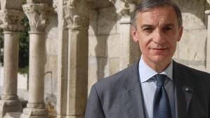 Guarda la versione ingrandita di Ballottaggio Isernia 2016, Giacomo D'Apollonio sindaco
