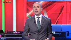 Gianluca Semprini nuovo conduttore di Ballarò. E Giannini...