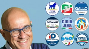 Guarda la versione ingrandita di Comunali Gioia Del Colle 2016: ballottaggio Gallo - Lucilla